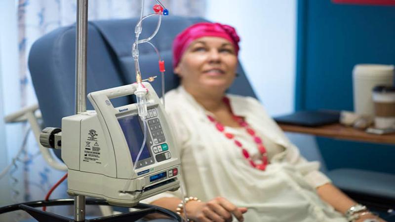 متخصص زنان اصفهان | درمان سرطان تخمدان